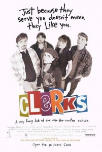Clerks [1994] Movie Review Recommendation Poster