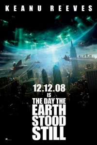The Day the Earth Stood Still [2008] Movie Review Recommendation Poster