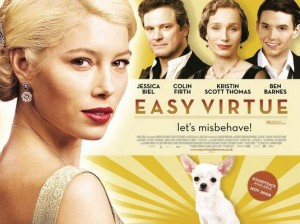 Easy Virtue [2008] Movie Review Recommendation Poster