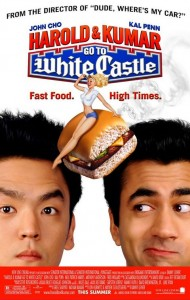 Harold & Kumar Go to White Castle [2004] Movie Review Recommendation Poster