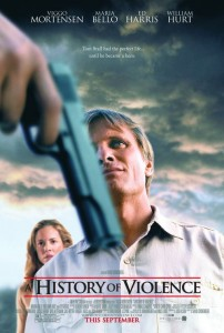 A History of Violence [2005] Movie Review Recommendation Poster