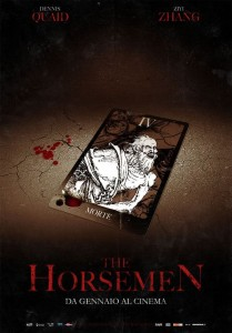 The Horsemen [2009] Movie Review Recommendation Poster