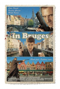 In Bruges [2008] Movie Review Recommendation Poster