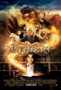 Inkheart [2008] Movie Review Recommendation Poster