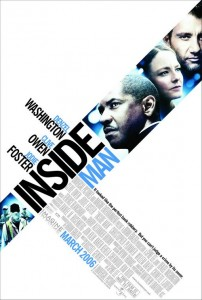 Inside Man [2006] Movie Review Recommendation Poster