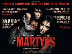 Martyrs [2008] Movie Review Recommendation Poster