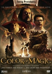 The Colour of Magic [2008] Movie Review Recommendation Poster