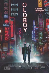 Oldboy [2003] Movie Review Recommendation Poster