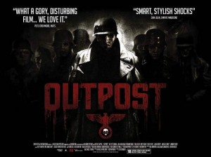 Outpost [2008] Movie Review Recommendation Poster