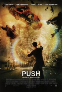 Push [2009] Movie Review Recommendation Poster