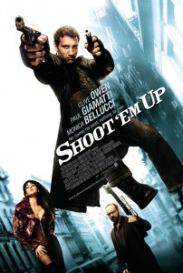 Shoot 'Em Up [2007] Movie Review Recommendation Poster