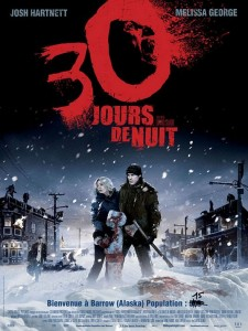 30 Days of Night [2007] Movie Review Recommendation Poster