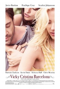 Vicky Cristina Barcelona [2008] Movie Review Recommendation Poster