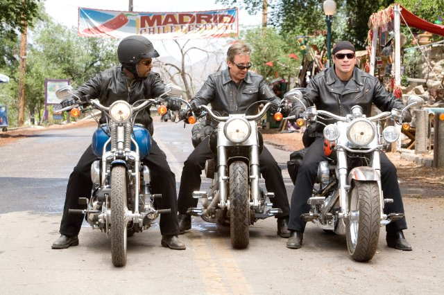 Wild Hogs [2007] Movie Review Recommendation