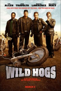 Wild Hogs [2007] Movie Review Recommendation Poster
