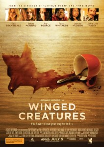 Winged Creatures AKA Fragments[2008] Movie Review Recommendation Poster