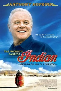 The World's Fastest Indian [2005] Movie Review Recommendation Poster
