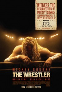 The Wrestler [2008] Movie Review Recommendation Poster