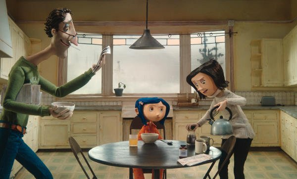 Coraline [2009] Movie Review Recommendation