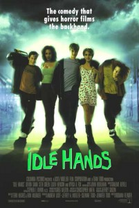 Idle Hands [1999] Movie Review Recommendation Poster