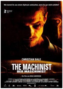 The Machinist [2004] Movie Review Recommendation Poster