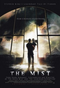 The Mist [2007] Movie Review Recommendation Poster