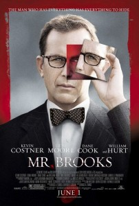 Mr. Brooks [2007] Movie Review Recommendation Poster