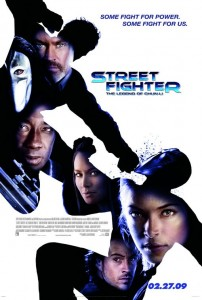 Street Fighter: The Legend of Chun-Li [2009] Movie Review Recommendation Poster