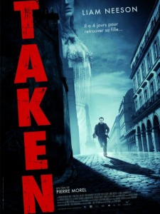 Taken [2008] Movie Review Recommendation Poster