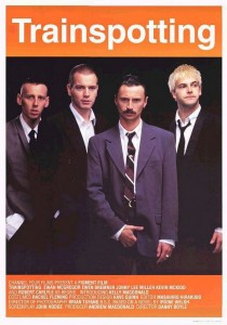 Trainspotting [1993] Movie Review Recommendation Poster