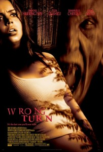 Wrong Turn [2003] Movie Review Recommendation Poster