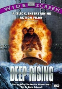 Deep Rising [1998] Movie Review Recommendation Poster