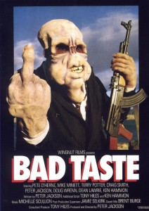 Bad Taste [1987] Movie Review Recommendation Poster