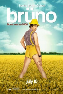 Brüno [2009] Movie Review Recommendation Poster