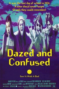 Dazed and Confused [1993] Movie Review Recommendation Poster