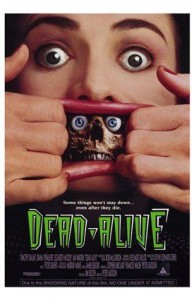 Braindead AKA Dead Alive [1992] Movie Review Recommendation Poster