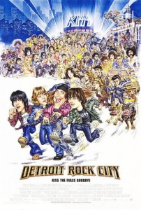 Detroit Rock City [1999] Movie Review Recommendation Poster