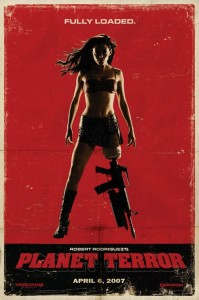 Planet Terror [2007] Movie Review Recommendation Poster