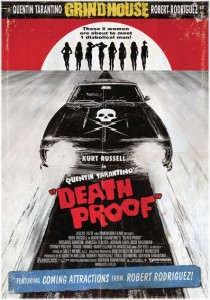 Death Proof [2007] Movie Review Recommendation Poster