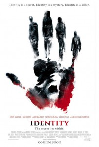 Identity [2003] Movie Review Recommendation Poster