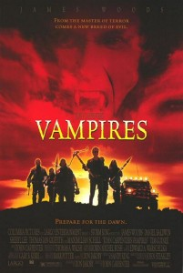 Vampires [1998] Movie Review Recommendation Poster