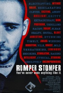 Romper Stomper [1992] Movie Review Recommendation Poster
