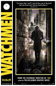 Watchmen [2009] Movie Review Recommendation Poster
