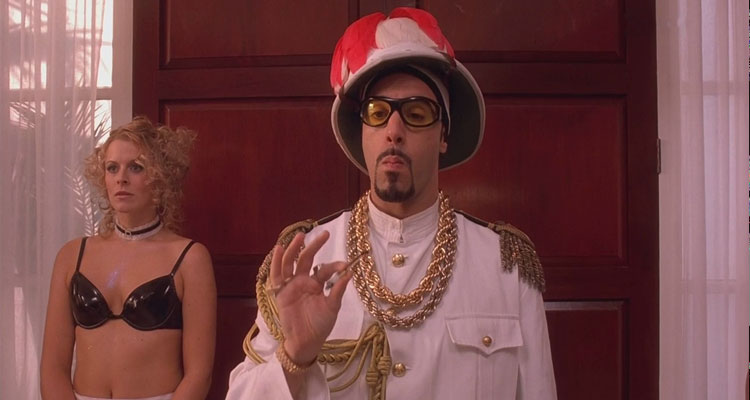 Ali G Indahouse [2002] Movie Review Recommendation