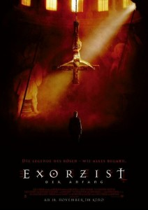 Exorcist: The Beginning [2004] Movie Review Recommendation Poster