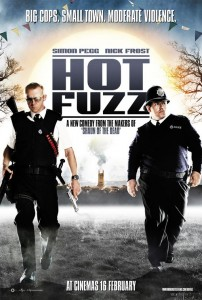 Hot Fuzz [2007] Movie Review Recommendation Poster