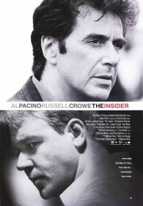 The Insider [1999] Movie Review Recommendation Poster