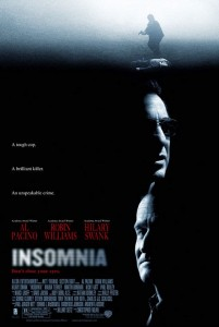 Insomnia [2002] Movie Review Recommendation Poster