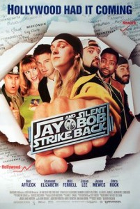 Jay and Silent Bob Strike Back [2001] Movie Review Recommendation Poster