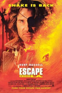 Escape from L.A. [1996] Movie Review Recommendation Poster